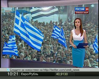 В Греции идут переговоры