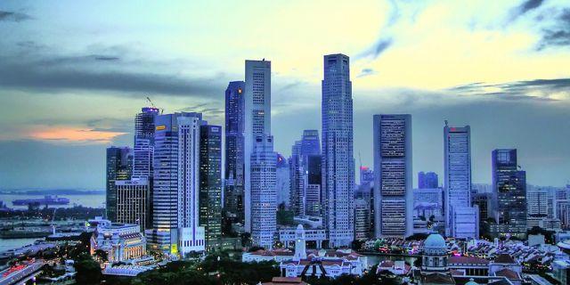 Сингапур обошел Гонконг