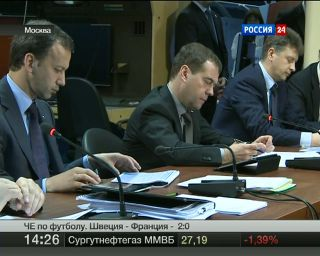 Медведев: региональная