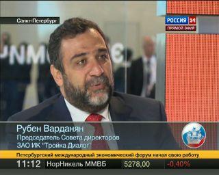 Варданян: России нужны