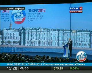 Путин: инвестиции в