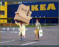 IKEA готовит широкую