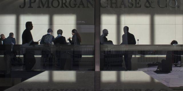 Убытки JPMorgan от