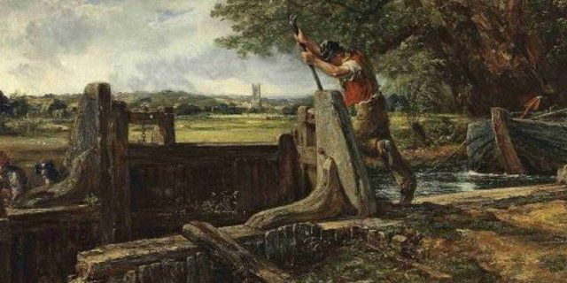 Картина Джона Констебла
