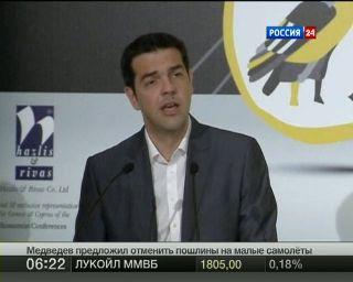 Греция хочет, чтобы к