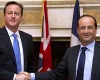Кэмерон и Олланд будут