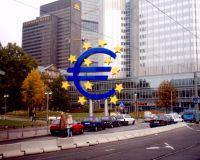 Объем депозитов в ЕЦБ