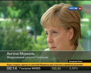 Меркель: больше контроля
