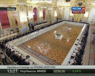 Путин:россияне должны
