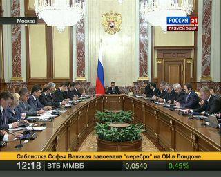 Медведев: РФ увеличит