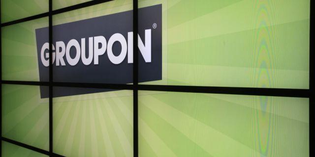 Акции Groupon обрушились