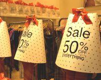 Розничные продажи в