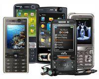 Продажи мобильных