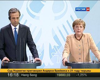 Меркель: не надо