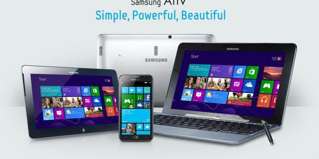 Samsung выпустил первый
