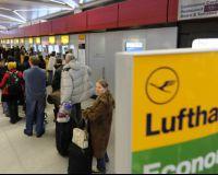 Lufthansa отменила