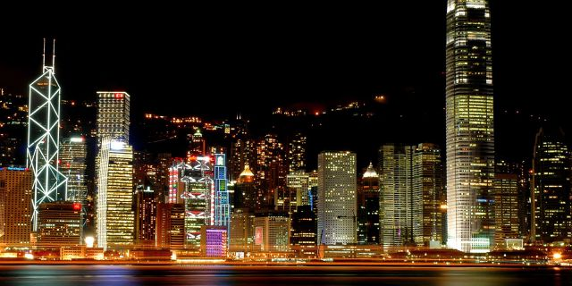 Гонконг может впасть в