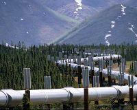 Добыча газа в РФ и