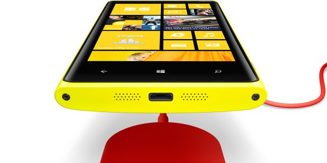 Новая Lumia - последний