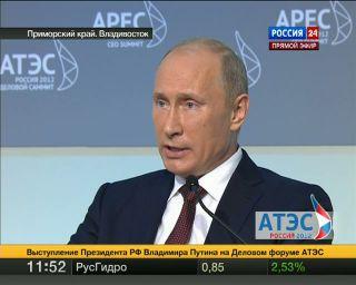 Путин: будущее - за