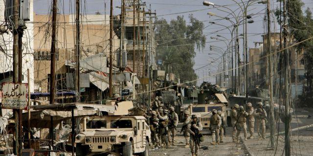 Война в Ираке и