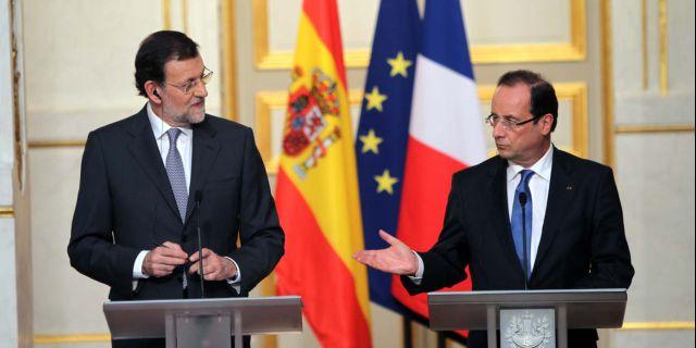 Франция заставит Испанию