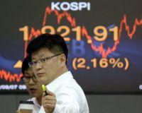 Рынки Азии росли на фоне