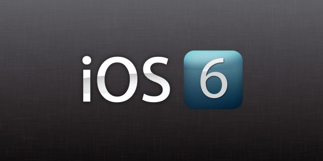 Apple запустила iOS 6