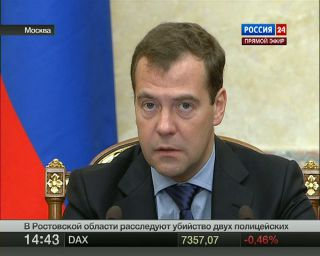 Медведев: обсуждение