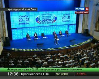 Медведев:РФ находится на