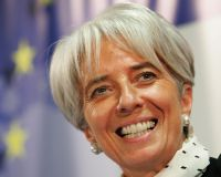 Глава МВФ отчитывается о
