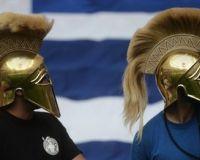 Греческие футболисты