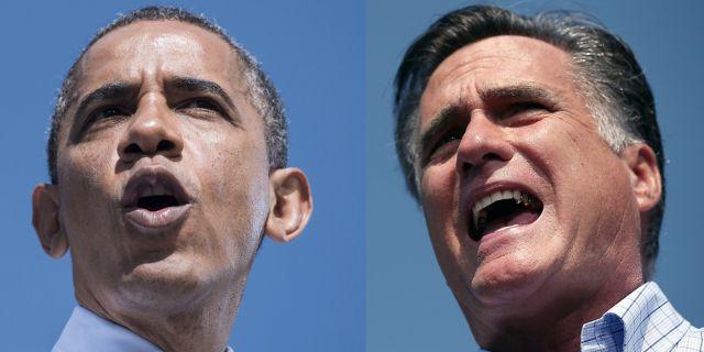 Обама vs Ромни: чьи