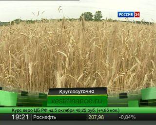 Объем зерновых