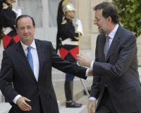 Олланд и Рахой обсудят