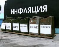 ЦБ РФ: инфляция по