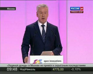 Собянин: Москва станет