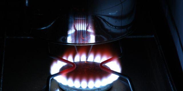Манипуляции на газовом