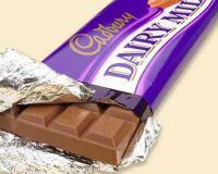 Размер шоколадных плиток