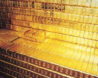 Спрос на золото упал на