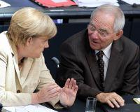 Меркель и Шойбле нашли