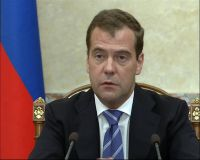 Медведев: темпы