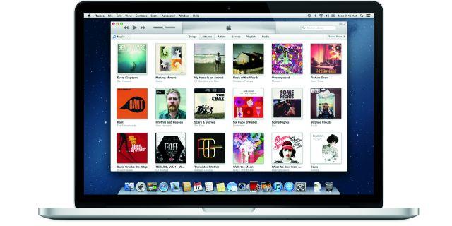 iTunes 11 не просто