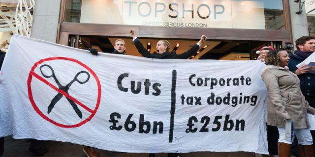 Британские налоговики