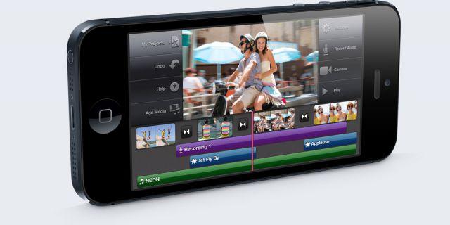 Продажи iPhone 5 в