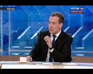 Медведев: расходы на