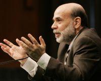 Бернанке не обсуждал