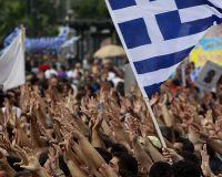 В Греции бастуют