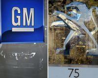 Альянс GM и Peugeot