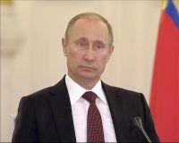 Путин: необходимо